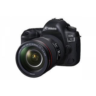 Зеркальный фотоаппарат Canon EOS 5D Mark IV KIT 24-105mm f/4L IS II USM