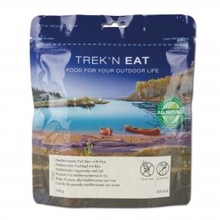 Trekking Mahlzeiten Паек Trek'N Eat рыбный суп с рисом по-средиземноморски