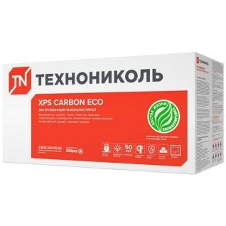 КАРБОН Эко XPS Г4 1180х580х40мм (10шт=6,8м2=0,274м3) / ТЕХНОНИКОЛЬ Carbon Eco Г4 экструзионный пенополистирол 1180х580х40мм (упак.10шт=6,8м2=0,274м3) Технониколь