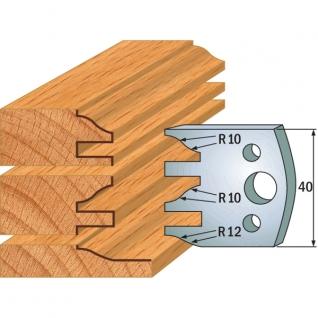 Комплект из 2-х ножей SP CMT 690.124