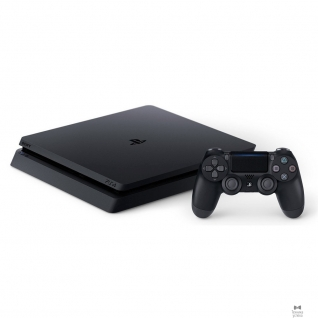 Sony Sony PlayStation 4 500 Gb Slim (CUH-2108A) +HZD+GOW3+UC4+PSN 3мес + крышка HDD оранжевая	ConPS458