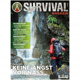 Made in Germany Журнал Survival 02/17