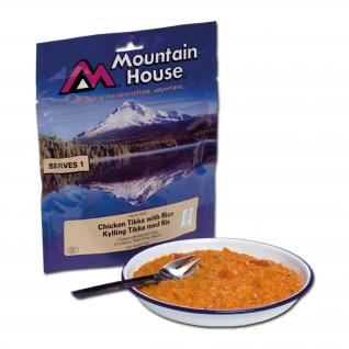 Куриная грудка Mountain House Tikka с рисом