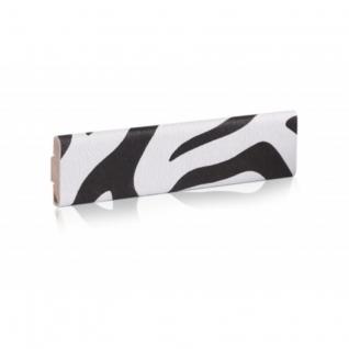Декоративный кожаный молдинг ЭЛЕГАНТ Zebra 32 мм