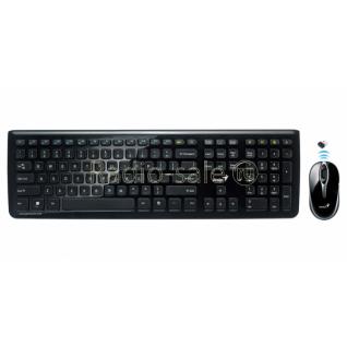 Комплект беспроводной Genius Slim Star I8150 (беспроводные: клавиатура 17 гор. клавиш + мышь)