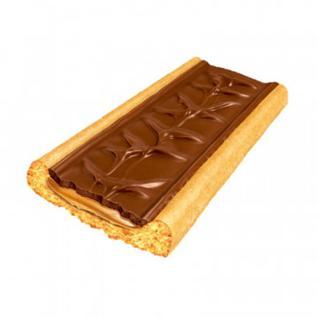 Печенье Twix Top в молочном шоколаде, 126г
