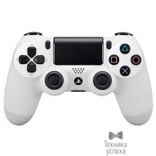 Sony Sony PS 4 Геймпад Sony DualShock White (CUH-ZCT1E)