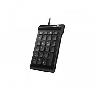 Клавиатура Genius NumPad i130 черная для ноутбука