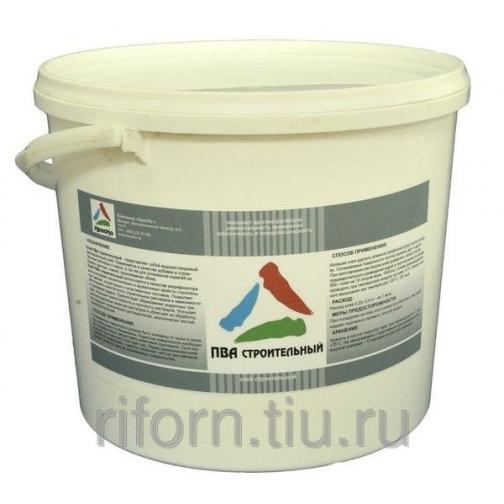 ПВА-Строительный — водный поливинилацетатный клей 9045