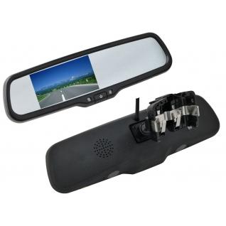 Зеркало заднего вида с монитором SWAT VDR-VW-06 SWAT