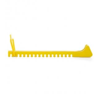 Пластиковый чехол (желтый) для лезвий коньков