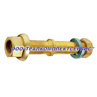 Шпилька крепления колеса ЧМЗАП 603-3104050