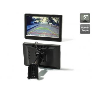 """Автомобильный монитор 5"""" для установки на лобовое стекло AVIS Electronics AVS0504BM Avis"""