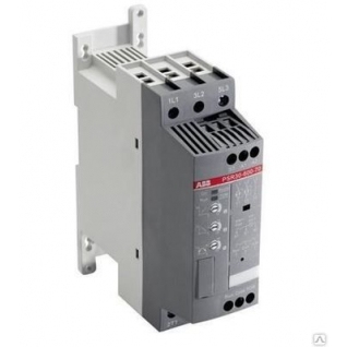 Устройство плавного пуска PSR60-600-70 30 кВт, 380 В, ABB