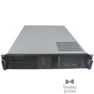 "EXEGATE Exegate EX264269RUS Серверный корпус Exegate Pro 2U390-04 <RM 19"", высота 2U, глубина 390, без БП, USB>"
