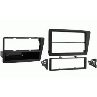 Переходная рамка Metra 99-7860 для Honda Civic до 06 clima 2/1DIN (крепеж)