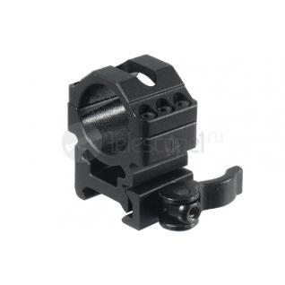 Кольца быстросъемные Leapers на weaver, 25.4 мм, средние (RQ2W1156)
