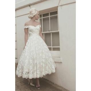 Платье свадебное  Короткие свадебные платья⇨Паулина К