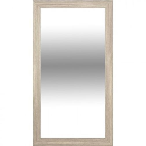 Зеркало МИР_в раме МДФ 355x15x655 / 300x600 (3400222.02) серый 37858501 2