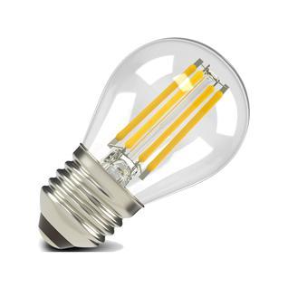 Лампочка светодиодная филаментная X-flash XF-E27-FL-A60-6W-2700K-230V