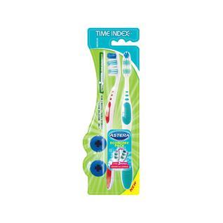 Зубная щетка ASTERA TIME INDEX
