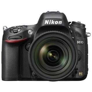 Зеркальный фотоаппарат Nikon D610 Kit 24-85 VR