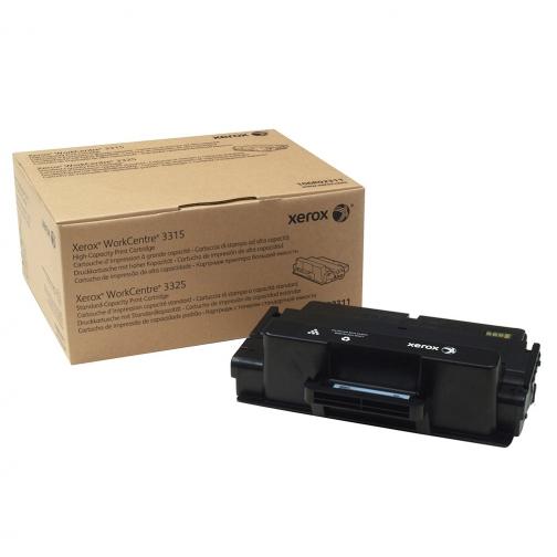 Картридж 106R02312 для Xerox WC 3325 (чёрный, 11000 стр.) 4442-01 851887 1
