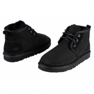 Мужские ботинки UGG Australia Neumel Black