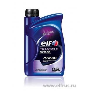 Трансмиссионное масло ELF TransSYN FE 75W90, 0,5л