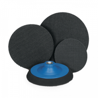 polierteller mit zellkautschukpolster 147мм/14м насадка для полировальных кругов с пористым каучуком KOCH-CHEMIE