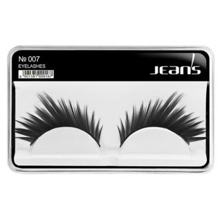 JEANS - Накладные ресницы черные EyeLashes 007