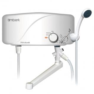Электрический проточный водонагреватель Timberk WHEL-3 OSC Primalux
