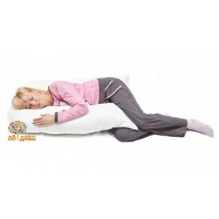 """Подушка для беременных и кормящих мам """"Лайк"""" U - форма, 270 х 33 см."""