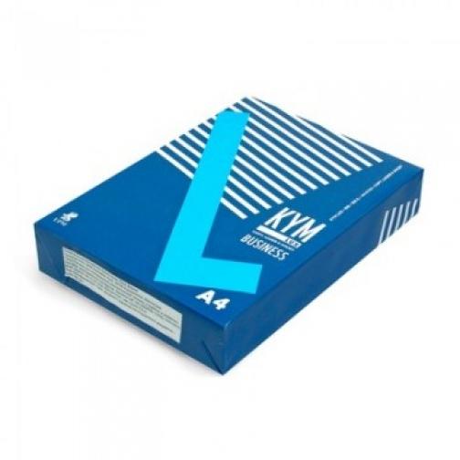 Бумага для ОфТех KYM LUX Business (А4,80г,164%CIE) пачка 500л. 37844972