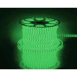 Cветодиодная LED лента Feron LS704, 60SMD(3528)/м 4.4Вт/м 100м IP65 220V зеленый
