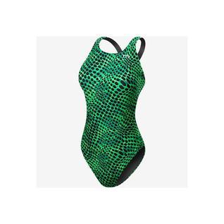 Купальник Tyr Swarm Maxfit, совместный, Mswa7a/310, зеленый размер 30