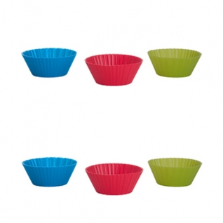 Формочки для кексов набор из 6 штук