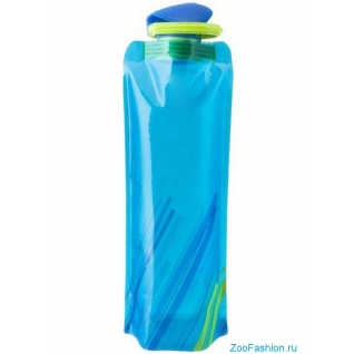 """Складная бутылка для воды """"Спорт"""" (700мл)"""