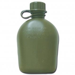 Фляга армии США 1 кв. оливкового цвета