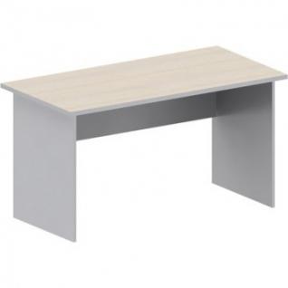 Мебель Easy St Стол 904004 св.дуб/серый (440) Ш1400
