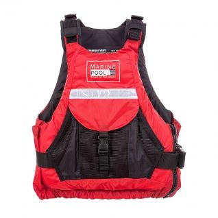 Жилет страховочный Marine Pool Expedition Vest 30-50 красный (5000669 30-50 R)