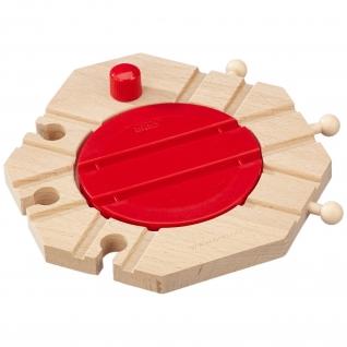 Механический перекресток для деревянной ж/д Brio