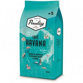 Кофе Paulig Havana в зернах, 400г
