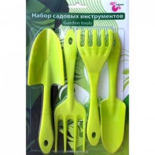 Набор садовых инструментов 4 в 1 ING60009
