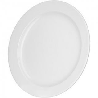 Тарелка мелкая,фарфор d=200 мм/ИТМ 03.200