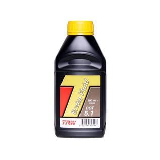 Тормозная жидкость TRW DOT 5.1 0.5л PFB550
