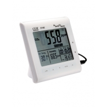 Анализатор воздуха с часами DT-802