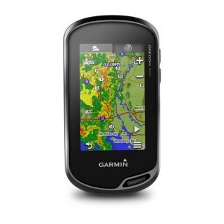 Портативный GPS-навигатор Garmin Oregon 700t + Карты Топо 6.xx Garmin