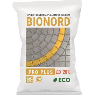 Реагент противогололедный Bionord Pro Plus до -20С 23кг