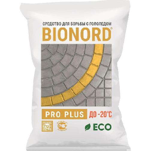 Реагент противогололедный Bionord Pro Plus до -20С 23кг 42469606